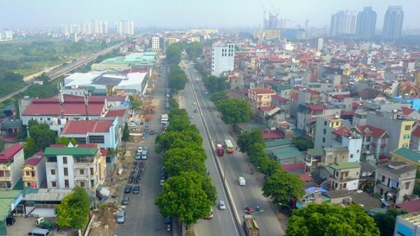 Hà Nội chuẩn bị làm tuyến 3,3km từ đường Phạm Văn Đồng đến Văn Tiến Dũng