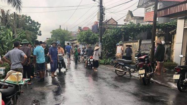 Đi cấy gặp trời mưa, 2 nông dân bị sét đánh chết thương tâm