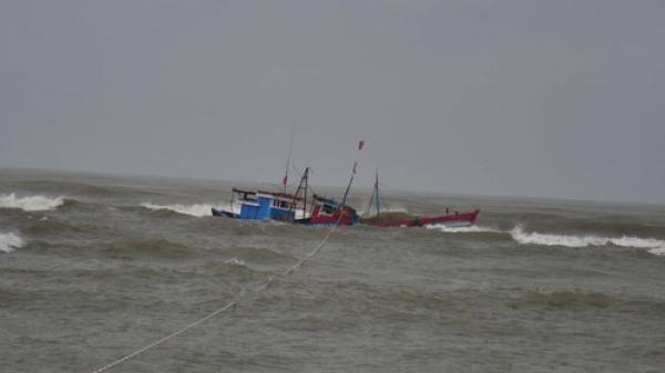 Quảng Ninh: Đắm tàu trên biển Cô Tô, 3 ngư dân mất tích