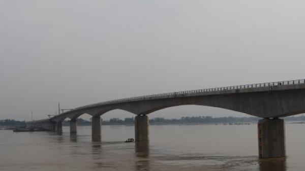 HOT: Sắp thông xe cầu Việt Trì - Ba Vì