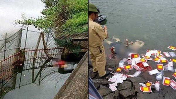 Bàng hoàng phát hiện thi thể đôi nam nữ nổi trên hồ, cô gái 27 tuổi đã có gia đình