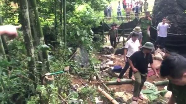 Nhà 'ngoại cảm' Hà Nội tuyên bố sốc chuyện tìm 3 tấn vàng trong hang đá