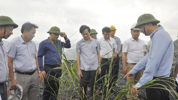 Cẩm Phả (Quảng Ninh): Khẩn trương di dân ra khỏi vùng sạt lở, ngập lụt nguy hiểm