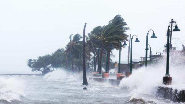 Bão số 3 tiến sát vào bờ biển, Hải Phòng ra công điện khẩn phòng chống bão