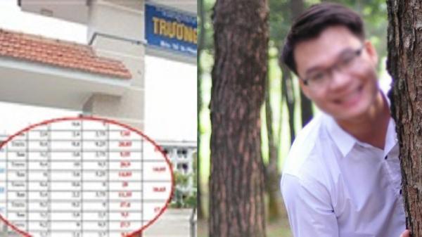 Ai là người đầu tiên lên tiếng vụ điểm thi bất thường ở Hà Giang?