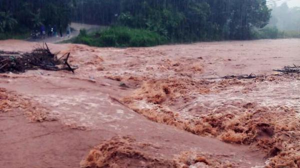 Quảng Ninh có mưa lớn diện rộng trong những ngày tới
