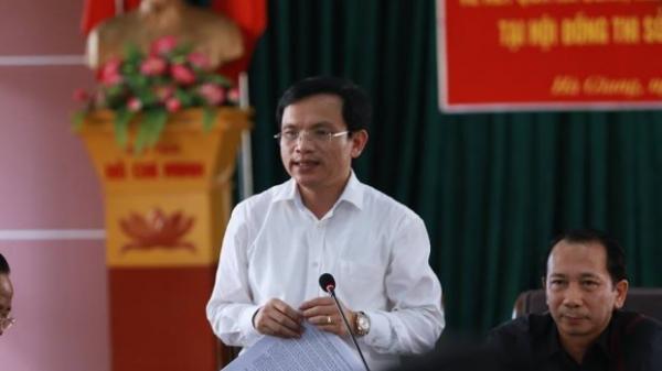 Vụ điểm thi cao bất thường tại Hà Giang: Khởi tố hình sự tội 'Lợi dụng chức vụ, quyền hạn trong khi thi hành công vụ'