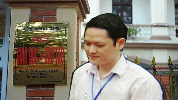 Vụ sửa điểm ở Hà Giang: Hậu quả phi vật chất, Vũ Trọng Lương chỉ bị tù treo?