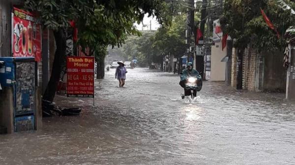 Hải Phòng: Chưa khi nào rơi vào cảnh ngập lụt như thế