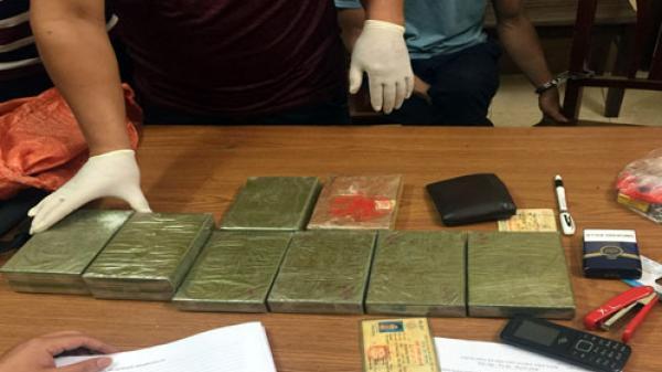 Quảng Ninh: Bắt 2 đối tượng thu giữ số lượng lớn heroin