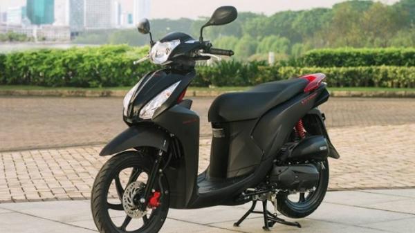 Giá lăn bánh xe tay ga Honda Vision mới nhất theo khu vực nông thôn và thành thị