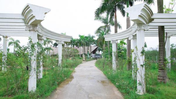 Hà Nội: Háo hức chờ đón công viên hoa hống lớn nhất Việt Nam sắp mở cửa