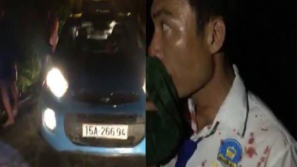 Hơn 100 cảnh sát truy bắt 2 đối tượng quê Hà Giang dùng dao uy hiếp cướp taxi