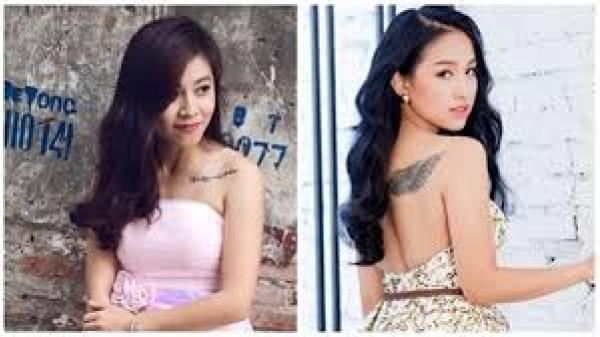 Tiết lộ những hình xăm hiếm thấy trên người các nữ MC nổi tiếng của VTV