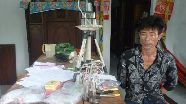 Bạc Liêu: Tạm giữ đối tượng tàng trữ, mua bán trái phép chất ma túy