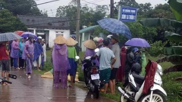 Quảng Ninh: Tìm ra nguyên nhân thầy giáo dạy võ tử vong bên mương nước