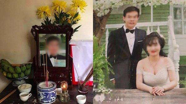 Người thân cắt vội vàng hình cưới để làm di ảnh cho chú rể trong vụ tai nạn 13 người chết