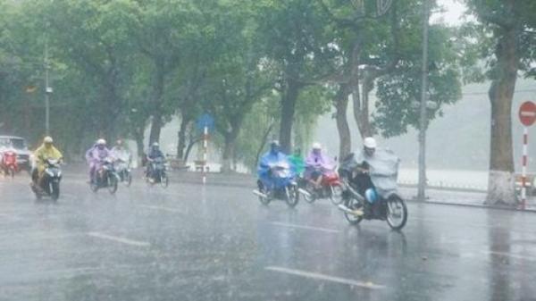 Dự báo thời tiết 1/8: Miền Bắc ngày giảm mưa, chiều tối diễn biến xấu đề phòng mưa giông