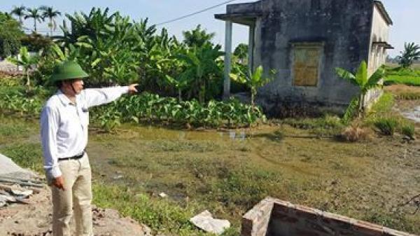 Chuyện lạ ở Hải Phòng: Trưởng thôn tự bán trường mầm non mà xã không biết