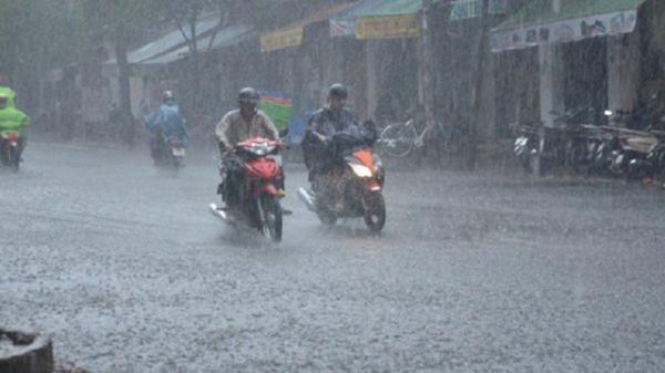 Dự báo thời tiết Hải Phòng 10 ngày tới: Chủ yếu có mưa rào và dông.