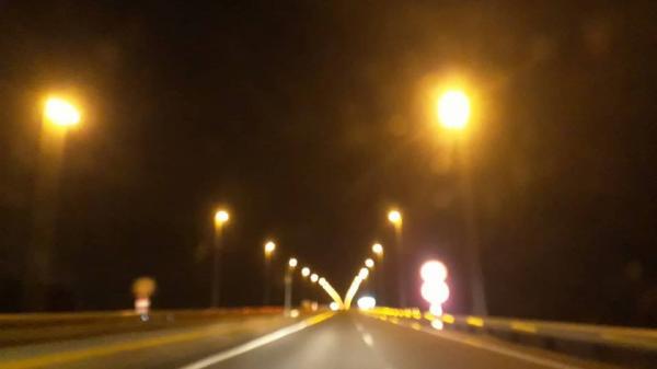 Hải Phòng: Thấy gì vào ban đêm ở đường dẫn cầu vượt biển dài nhất Việt Nam?