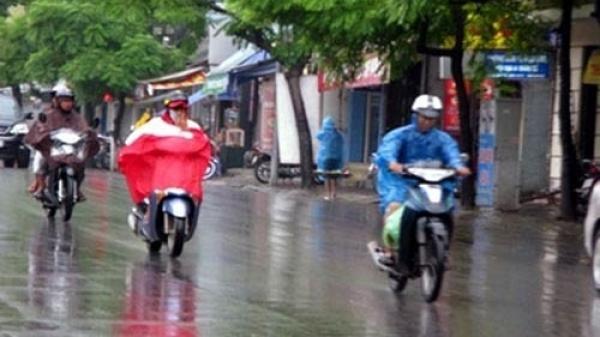 Dự báo thời tiết ngày 3/8: Chiều nay, miền Bắc bước vào đợt mưa dông trên diện rộng