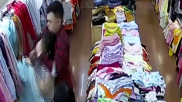 Nữ nhân viên bị đâm trong cửa hàng: Lộ diện nghi phạm