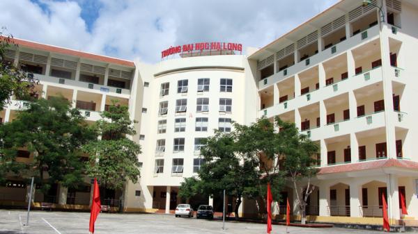 HOT: Đại học Hạ Long công bố điểm chuẩn tuyển sinh đại học
