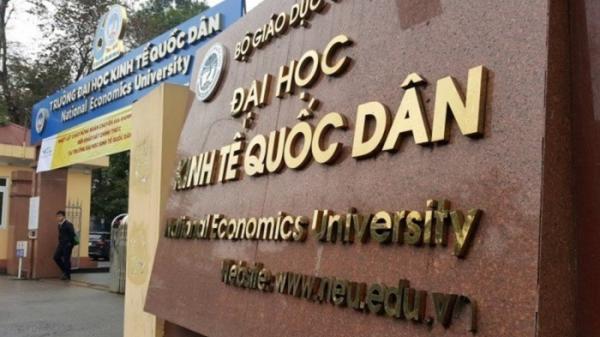Điểm chuẩn Đại học Kinh tế Quốc dân Hà Nội: Điểm ngành kế toán giảm mạnh