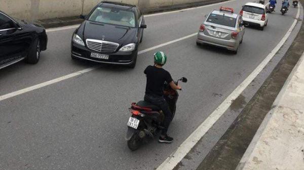 Hà Nội: Chủ nhân xe Mercedes mang biển 'ngũ quý' chạy ngược chiều trong hầm Kim Liên là ai?