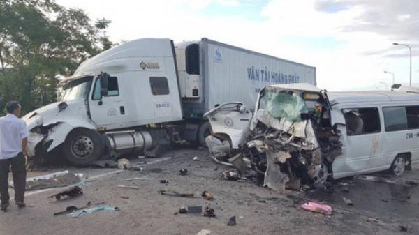 Công an kết luận cuối cùng về nguyên nhân vụ xe rước dâu gặp nạn làm 13 người chết