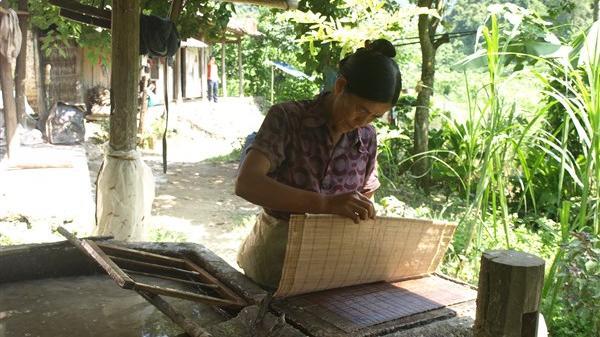 Lũng Quang (Cao Bằng) nghề làm giấy bản và những thăng trầm bảo tồn