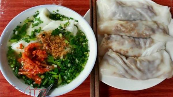 Mê mẩn món bánh cuốn canh đặc sản Cao Bằng