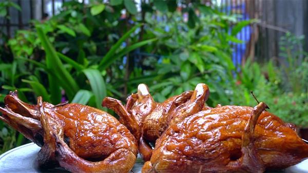 Vịt quay 7 vị: Món ngon nức tiếng đất Cao Bằng