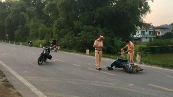 Cao Bằng:  2 người bị thương nặng do va chạm nghiêm trọng