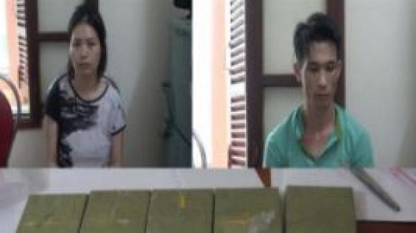 Cao Bằng: Tóm gọn đôi nam nữ buôn ma túy số lượng KHỦNG