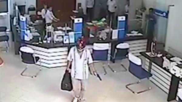 Thanh niên Quảng Ninh đã từng táo tợn cướp ngân hàng tiền tỷ