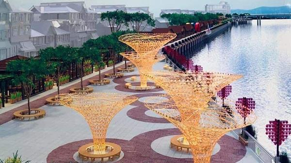 Cao Bằng: Sắp có phố đi bộ đầu tiên, quy mô rộng và hoành tráng