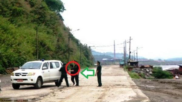 Giải cứu nữ sinh bị bán qua biên giới Lào Cai