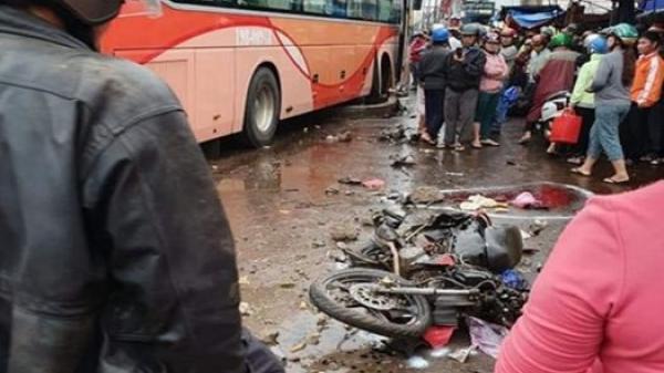 Gia Lai: Hé lộ nguyên nhân vụ xe khách lao vào chợ, 3 người t ử vong, nhiều người bị thương nằm la liệt