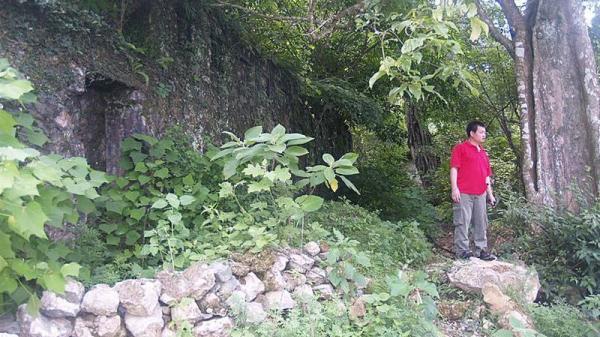 Trại giam phi công Mỹ ở xã Vân Trình (Thạch An)