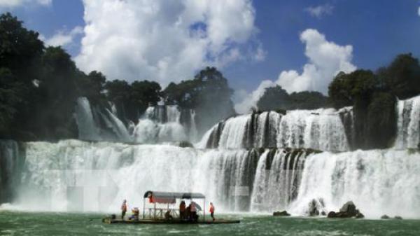 Ngây ngất trước vẻ đẹp mùa thu nơi biên giới Trùng Khánh, Cao Bằng