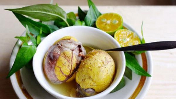 Ăn trứng vịt lộn: Người nên ăn và những người tuyệt đối không nên ăn!