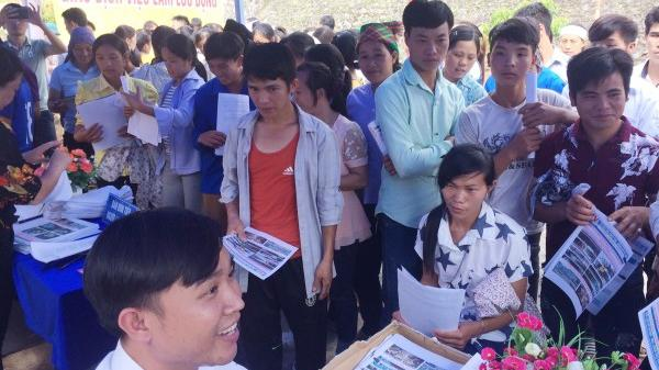 Cao Bằng: Tư vấn, giới thiệu việc làm cho người lao động