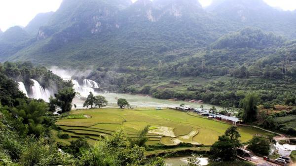 Phát triển du lịch cộng động tại huyện Quảng Uyên và Trùng Khánh