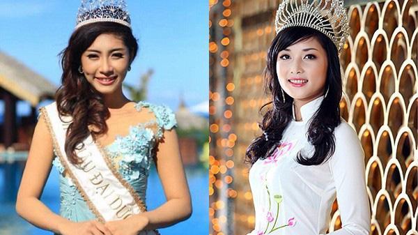 Vì sao Đặng Thu Thảo và người đẹp Cao Bằng dứt khoát trả lại vương miện Hoa hậu?