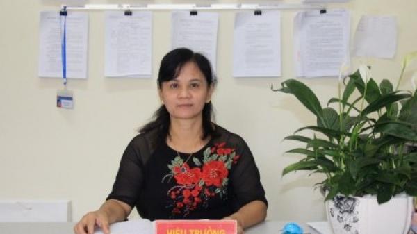 Ngưỡng mộ cô giáo Cao Bằng một lòng tâm huyết đưa trường phát triển từ trong khó khăn