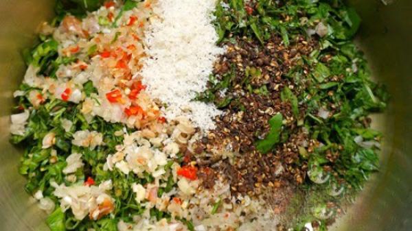 Chẩm chéo – món gia vị không thể thiếu trong ẩm thực Tây bắc