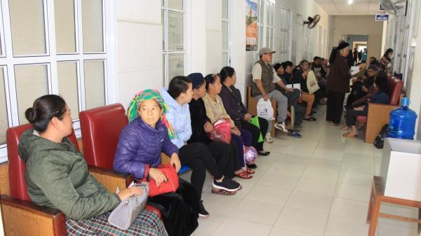 Cao Bằng: Báo động tình trạng bệnh viện Đa khoa tỉnh quá tải khi thời tiết chuyển mùa