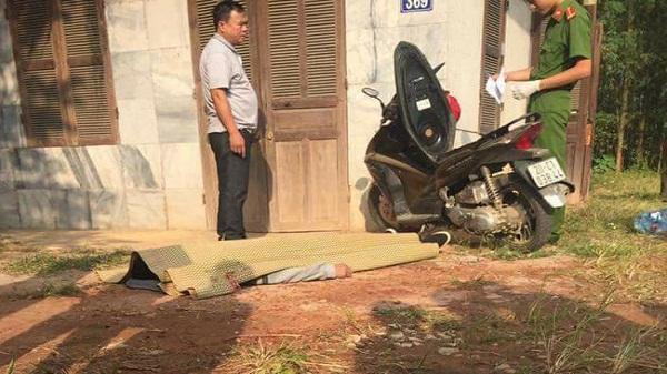 NÓNG: Phát hiện nam thanh niên người Cao Bằng chết gục trên xe máy gần quốc lộ